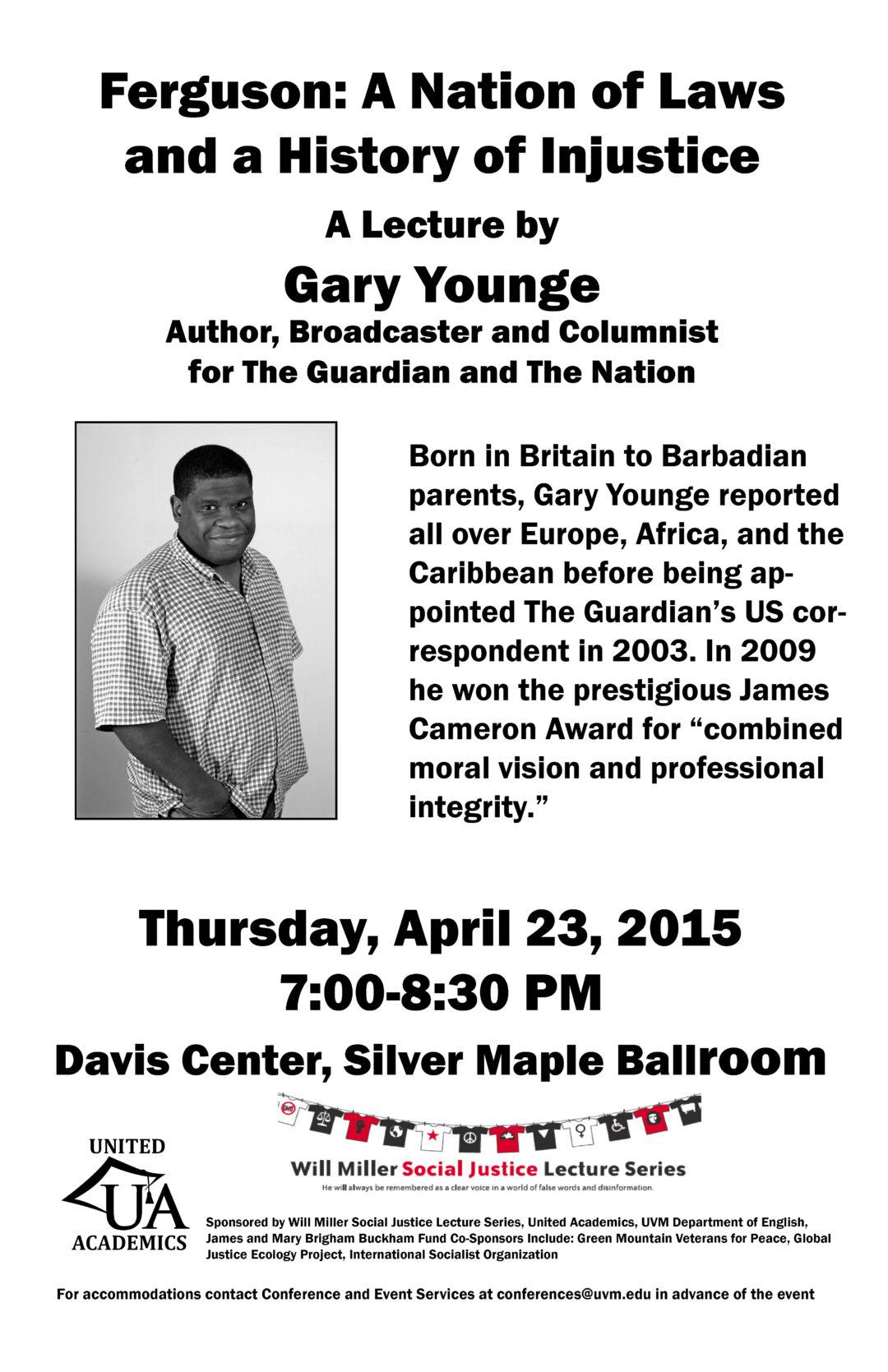 Gary Younge