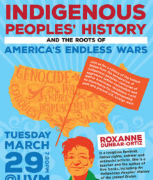 Roxanne Dunbar-Ortiz: Indigenous People's History and the Roots of America's Endless Wars