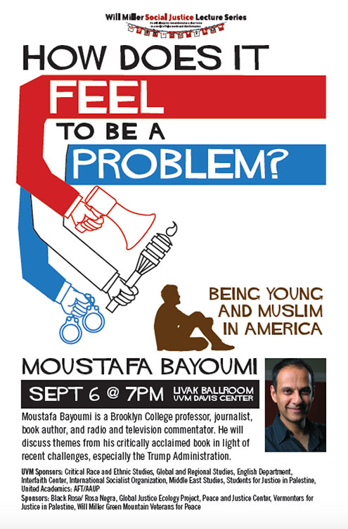 How does it feel to be a problem event poster