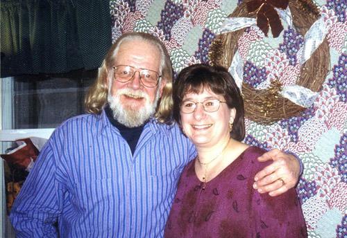 Will Miller and his partner, Ann Lipsitt